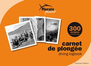 Carnet Plongée Plaisir Vintage