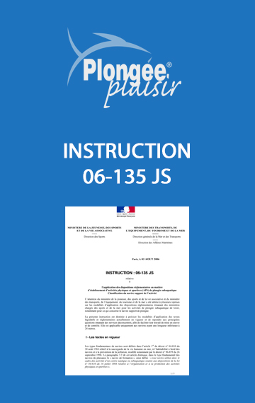Instruction 06-135-JS