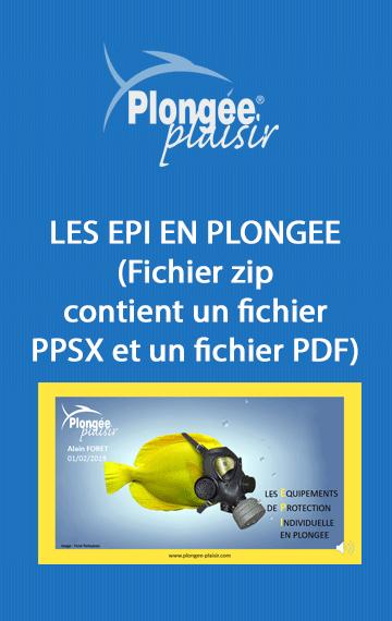 Plongée Plaisir : Les équipements de protection individuelle (EPI) en plongée