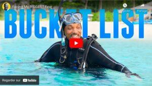 Will Smith soigne sa phobie de l'eau en plongeant